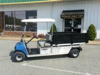 2007 Club Car Carryall 6 Electric Utility Motor vehicle