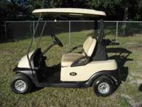I Have a 2007 Club Car Precedent Golf Cart with brand