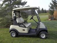For Sale 2006 Club Car Precedent electric with 2010