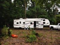 2 bedroom 1.5 bath Fifth Wheel (gooseneck). Bunkhouse