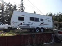 2007 Coachmen Spirit of America M-23FKS. This is a