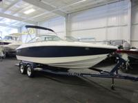 NICE 2007 COBALT 200 BR WITH ONLY 222 ENGINE HOURS! A