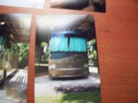 2007 Country Coach modle - Inspire size 40, floor plan