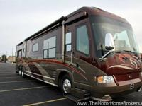 Intrigue 530 Series Jubilee with 4 slide-outs and