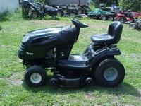 2007 CRAFTSMAN DYS 4500 riding mower - $1000