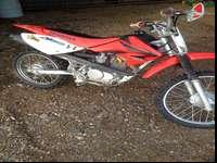 Clean CRF 100, runs great and bike is in excellent