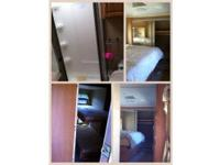 Triple Slide Cruiser Fifth Wheel, Rear Living Area
