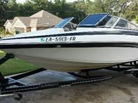 2007 Crownline 180 br with 126 hrs! All original and