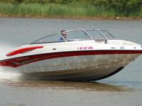 SUPER MINT 2007 Crownline 19SS edition Bowrider. This