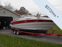 You can own this vessel for just $572 per month. Fill