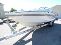 This is a Super Clean 2007 Crownliner 270 BR... Very