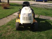 18 HP Briggs & Stratton Engine. This unit runs and