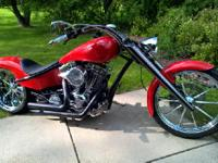 2007 Custom Built Goldammer. 2007 Harley-Davidson