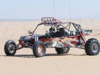 2007 Sandwinder Sand Car. Custom Built 2007 Sandwinder