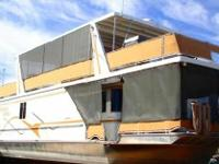 2007 Custom Laketime Houseboat Please call owner Susan