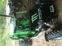 2007 DAZON ENDURO 1100 DUNEBUGGY FOR SALE. 4