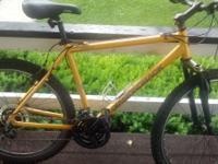 "2007 20"" Diamondback Sorrento. Bike has a new chain and"