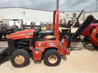 The RT40 design is based on the most popular trencher