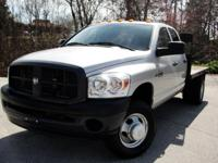 Options Included: N/A2007 Dodge Ram 3500 HD Chassis