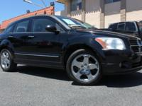 2007 Dodge Caliber AWD sport wagon. LLENO DE