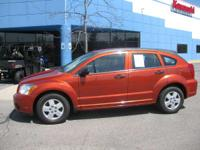 2007 Dodge Caliber REDUCED $1000.00 DOLLARS!