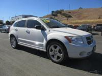 Options:  2007 Dodge Caliber R/T|2.4L I4