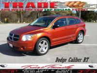 2007 Dodge Caliber RT . Stock # T6362. 2.4 Inline 4 cyl