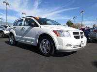 Check out this 2007 Dodge Caliber SXT. Its Variable