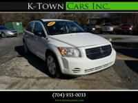 Options:  2007 Dodge Caliber Sxt Sport Wagon