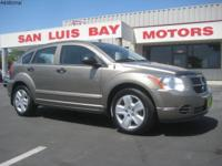 Options:  2007 Dodge Caliber Sxt|Gold/Pastel Pebble