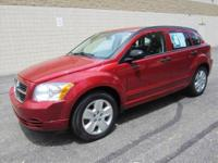 CHECK OUT THIS 2007 DODGE CALIBER SXT 4dr VEHICLE! THIS