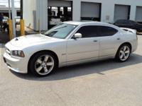 So what if it's got four doors? The 2007 Dodge Charger