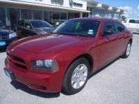2007 Dodge Charger 4dr Rear-wheel Drive Sedan Base