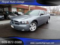 Certified Clean Carfax! Our '07 Charger illustrates
