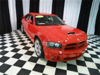 This 2007 Dodge Charger 4dr 4dr Sdn 5-Spd Auto SRT8 RWD