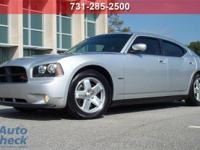 Gray 2007 Dodge Charger SE RWD 5-Speed Automatic 3.5L