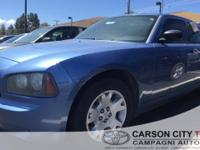 Win a bargain on this 2007 Dodge Charger 4DR SDN RWD