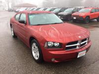 Options:  2007 Dodge Charger Se|While We Make Every
