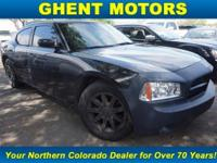 Charger trim. EPA 28 MPG Hwy/21 MPG City! CD Player,