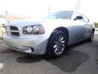 Options:  2007 Dodge Charger Base 4Dr