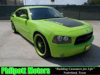 Options Included: N/A2007 Dodge Charger, sublime with