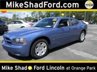 2007 DODGE Charger Sedan 4dr Sdn 5-Spd Auto RWD Our