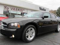 1 Owner, HEMI powered 2007 Dodge Charger R/T in