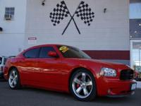 Options:  2007 Dodge Charger Srt-8 4Dr