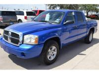 2007 Dodge Dakota 4x2 Quad Cab 131.3 in. WB SLT SLT Our