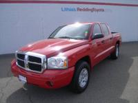 2007 Dodge Dakota 4x4 Quad Cab 131.3 in. WB SLT SLT Our