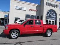 2007 Dodge Dakota Crew Cab Pickup SLT Our Location is: