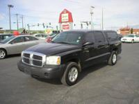 Sharp Dodge Dakota Quad Cab 4x4! Please call  or visit