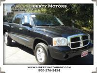 Options:  2007 Dodge Dakota Clean Auto Check. 2