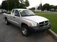 2007 DODGE DAKOTA ST CLUB CAB 4WD VIN: